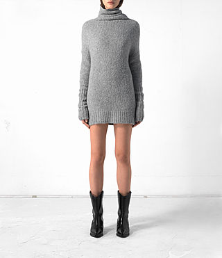 Donne Pullover Satellite (Grey) -