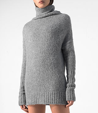 Donne Pullover Satellite (Grey) - product_image_alt_text_2
