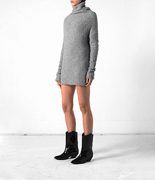 Mujer Jersey Satellite (Grey) - product_image_alt_text_3