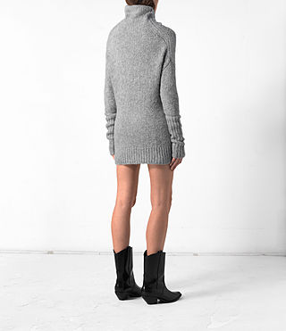 Mujer Jersey Satellite (Grey) - product_image_alt_text_4