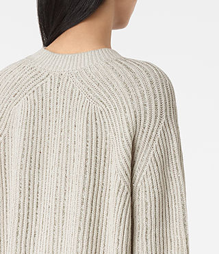 Mujer Lovisa Jumper (OYSTER WHITE) - product_image_alt_text_2