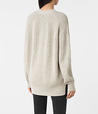 Mujer Lovisa Jumper (OYSTER WHITE) - product_image_alt_text_4