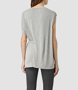 Donne Shera Top (Grey Marl) - product_image_alt_text_3