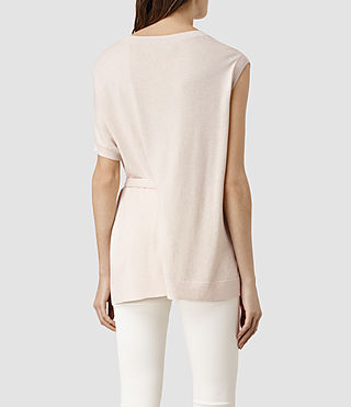 Mujer Shera Top (ALMONDPINKMARL) - product_image_alt_text_3