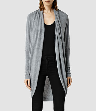 Womens Itat Shrug (Dew Marl)