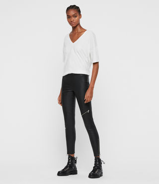 Kriva Biker Leggings