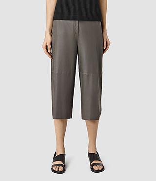 Donne Mitel Culottes (Slate Grey) - product_image_alt_text_2