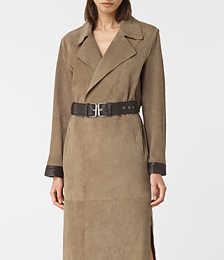 Mujer Pickford Split Mac (PALE BROWN) - product_image_alt_text_3