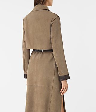 Mujer Pickford Split Mac (PALE BROWN) - product_image_alt_text_4