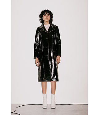 Donne Trench Payton (Black) - Image 9