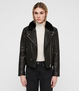 Pataya Leather Lux Biker Jacket