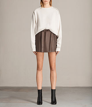 suko leather skirt