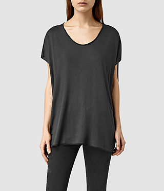 Femmes Ole Tee (PIRATE BLACK)