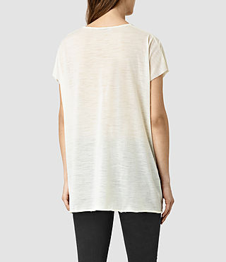 Mujer Ole Tee (SMOG WHT/SMOG WHT) - product_image_alt_text_3