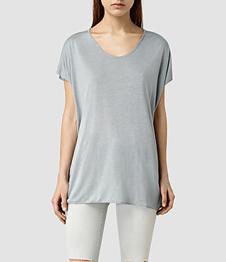 Womens Ole Tee (STORM GRY/STRM GRY) - product_image_alt_text_1