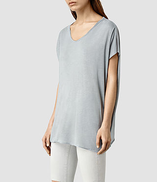 Womens Ole Tee (STORM GRY/STRM GRY) - product_image_alt_text_2