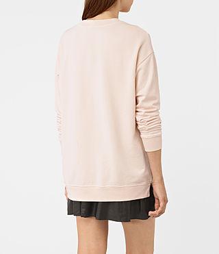 Femmes Lea Sweatshirt (Quartz Pink) - product_image_alt_text_3