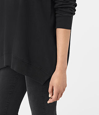 Femmes Lea Sweat (Jet Black) - product_image_alt_text_2