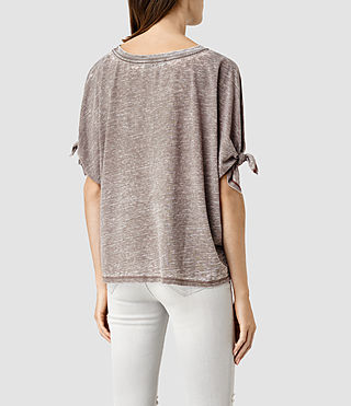 Donne Catkin Tee (WREN BROWN) - product_image_alt_text_3
