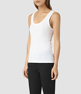 Womens Stam Tank (Optic) - product_image_alt_text_3