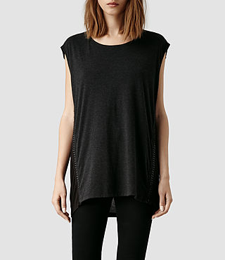 Womens Soph T-shirt (Black)