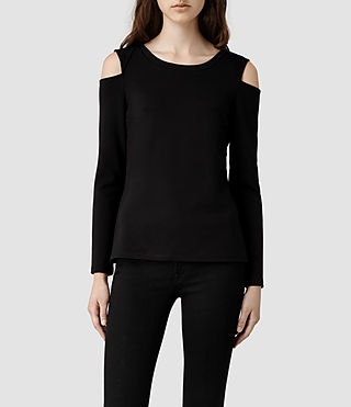 Womens Vico Top (Black)