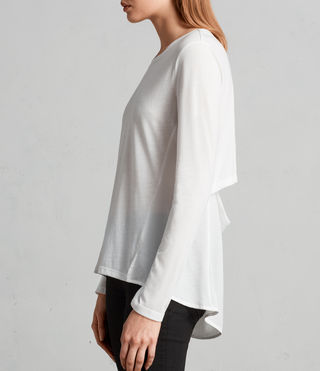 nadia long sleeve tee
