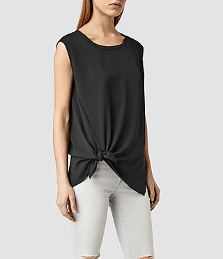 Donne Heny Top (Black) - product_image_alt_text_2
