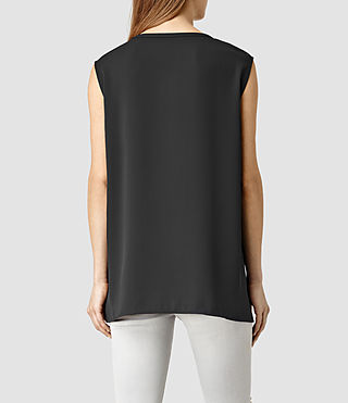 Donne Heny Top (Black) - product_image_alt_text_3
