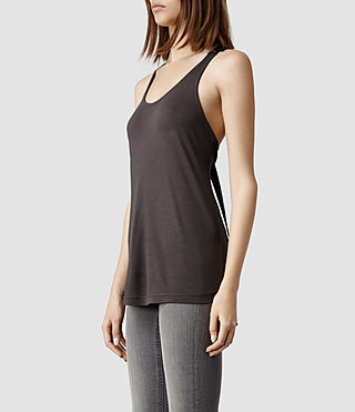 Womens Lexie Tank (Stone) - product_image_alt_text_3