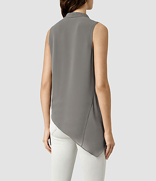 Femmes Abi Vik Top (Slate Grey) - product_image_alt_text_3