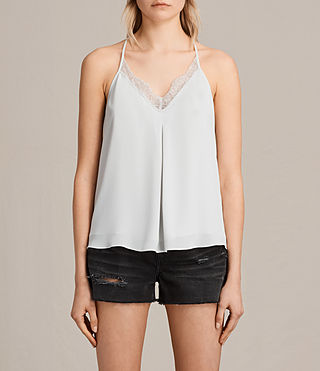Womens Linn Top (SOAP GREY) - product_image_alt_text_1
