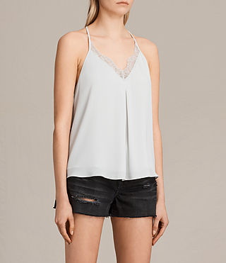 Womens Linn Top (SOAP GREY) - product_image_alt_text_3