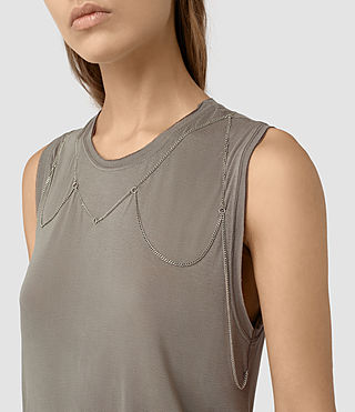 Mujer Zemery Tank (MAUVE GREY) - product_image_alt_text_1