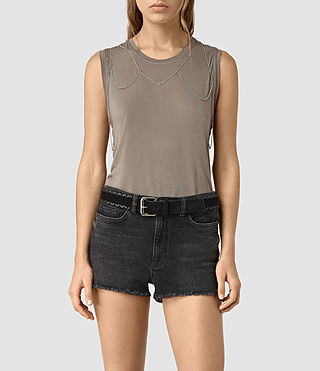 Mujer Zemery Tank (MAUVE GREY) - product_image_alt_text_2