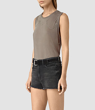 Mujer Zemery Tank (MAUVE GREY) - product_image_alt_text_3