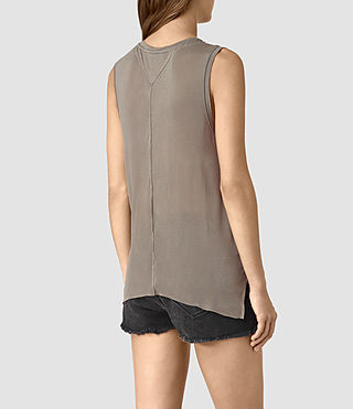 Mujer Zemery Tank (MAUVE GREY) - product_image_alt_text_4