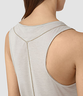 Mujer Zemery Tank (Grey) - product_image_alt_text_4