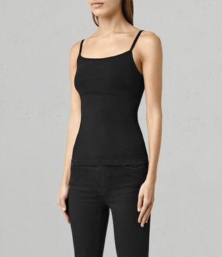Women's Bri Vest (Black) - product_image_alt_text_2