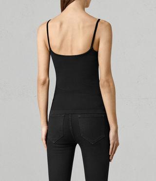 Women's Bri Vest (Black) - product_image_alt_text_3