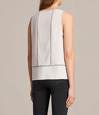 Women's Crace Top (CHAMPAGNE PINK) - product_image_alt_text_3