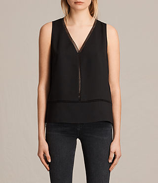 Women's Crace Top (Black)