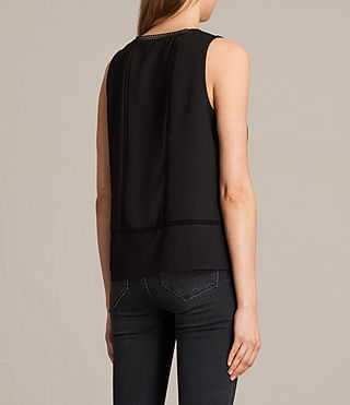 Donne Crace Top (Black) - product_image_alt_text_3