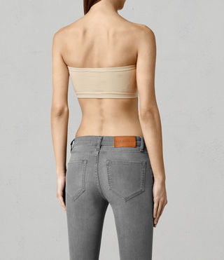 Mujer Bri Bandeau (Taupe) - product_image_alt_text_3