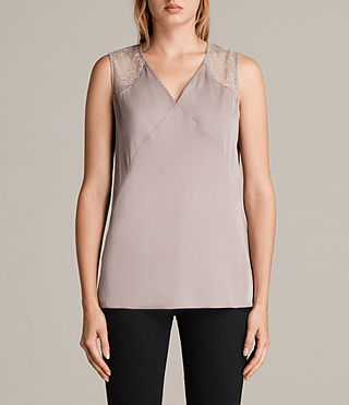 Womens Prism Top (BLUSH PINK) - Image 1
