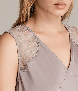 Womens Prism Top (BLUSH PINK) - Image 2