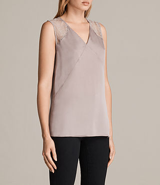 Womens Prism Top (BLUSH PINK) - Image 3
