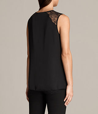 Womens Prism Top (Black) - Image 4