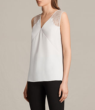Donne Top Prism (OYSTER WHITE) - product_image_alt_text_3