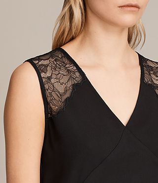 Mujer Top Prism (Black/Black) - product_image_alt_text_2